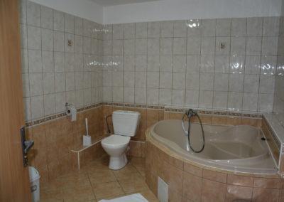 koupelna pokoj č.5